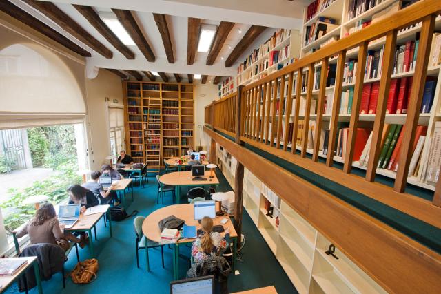 Bibliothèque du CESR