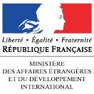Logo ministère des affaires étrangères et du développement international